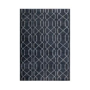 Vzorovaný koberec Zuiver Mars Indigo, 170 x 240 cm