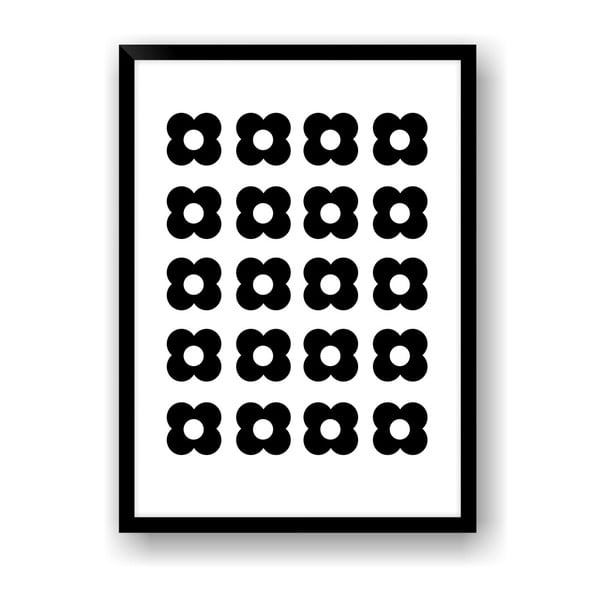 Plagát Nord & Co Blossom, 40 x 50 cm