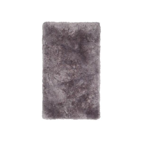 Kúpeľňová predložka Spotlight Silver, 65x110 cm