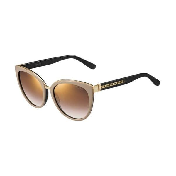 Slnečné okuliare Jimmy Choo Dana Nude/Brown