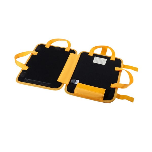 "Taška na notebook 10"" Moleskine, žltá"