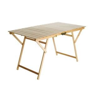 Skladací stôl Valdomo King, 136 x 72 cm