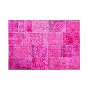 Vlnený koberec Allmode Fushia, 180x120 cm