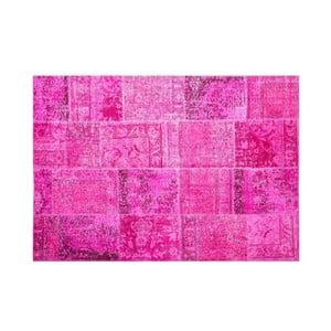 Vlnený koberec Allmode Fushia, 150x80 cm