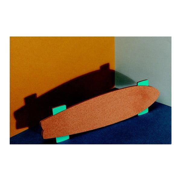 Korková nástenka DOIY Skate Memo