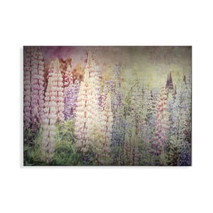 Obraz Graham & Brown Bright Metallix Meadow, 100 × 70 cm