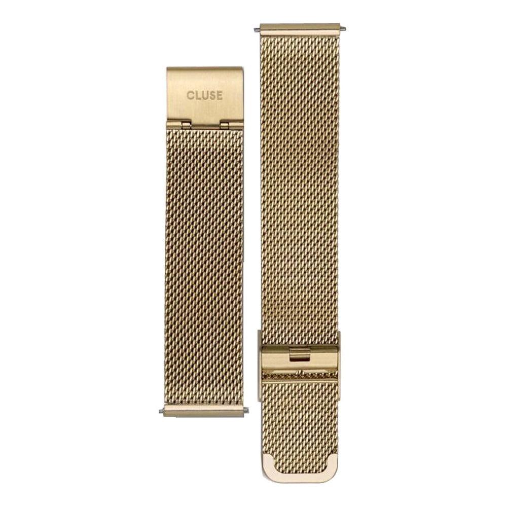 Remienok antikoro v zlatej farbe k hodinkám Cluse Minuit