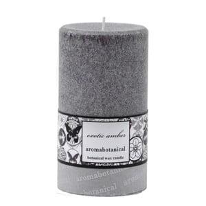 Sviečka z palmového vosku s vôňou jantáru Aromabotanical, doba horenia 24hodín