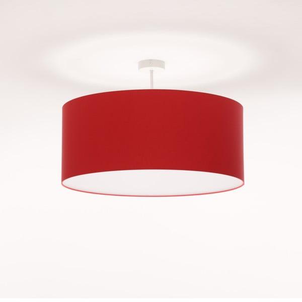 Červené stropné svetlo 4room Artist, Ø 60 cm