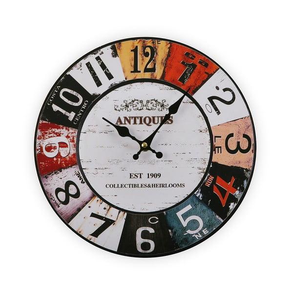 Nástenné hodiny Pared