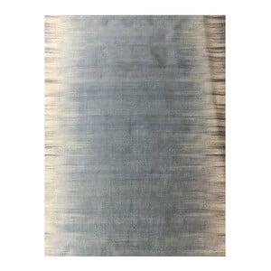 Vlnený koberec Lulu, 160x230cm, modrý