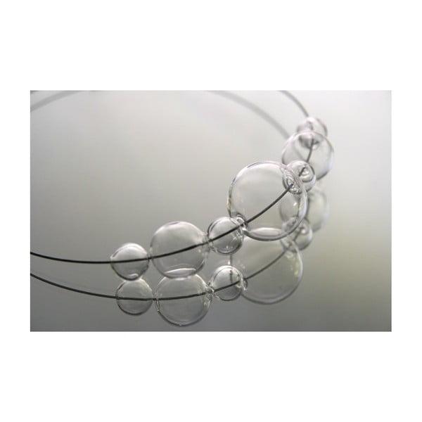 Sklenený náhrdelník ko–ra–le Crystal vol. 5
