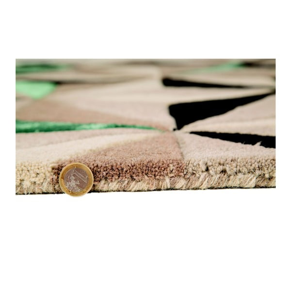 Koberec Flair Rugs Scorpio Teal, 120×180cm