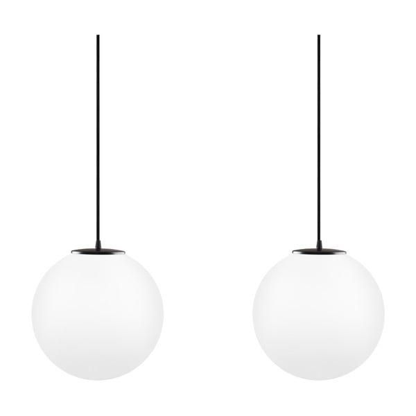 Biele stropné svietidlo s detailmi v striebornej farbe Sotto Luce tsuki L Elementary 2S
