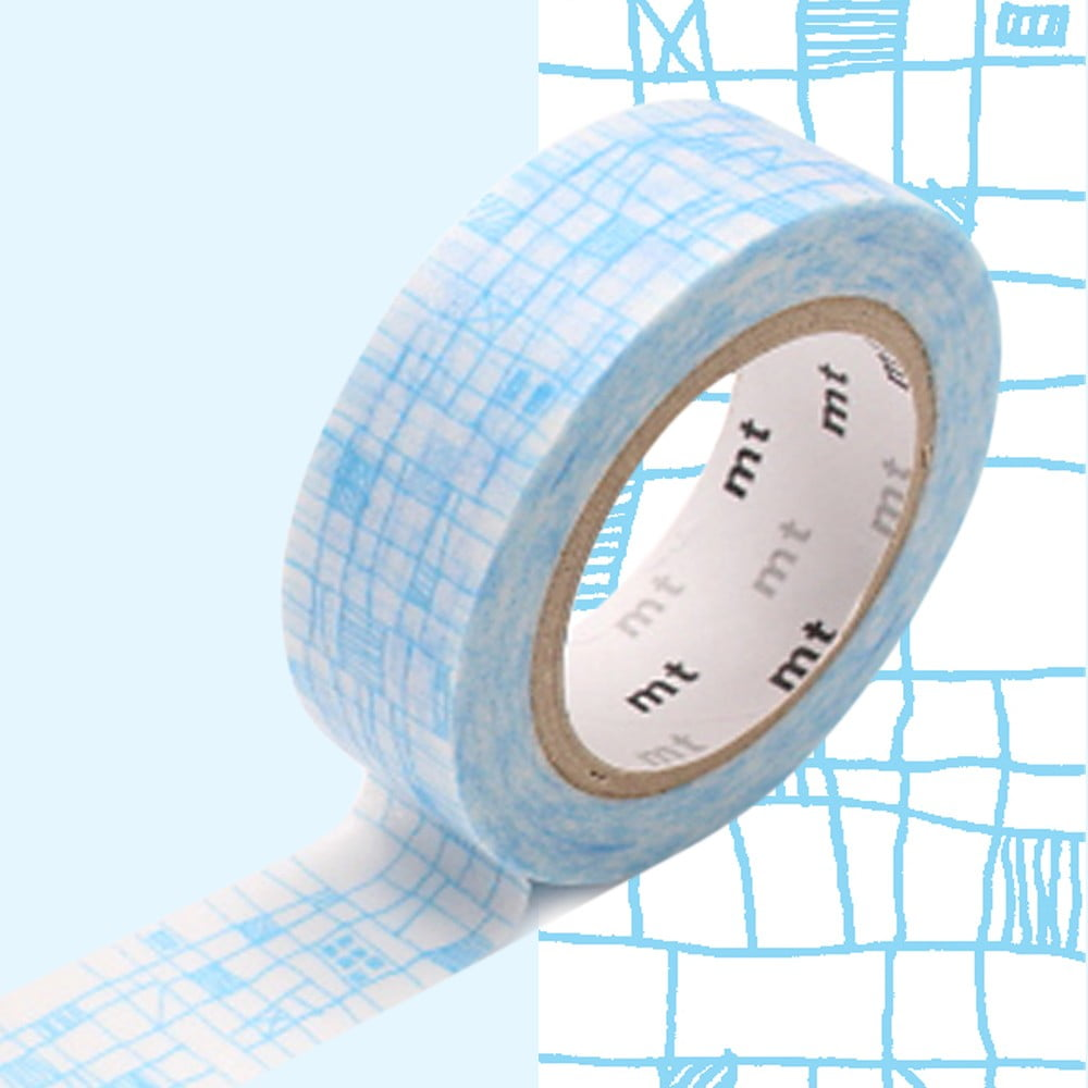 Washi páska MT Masking Tape Victorine, návin 10 m