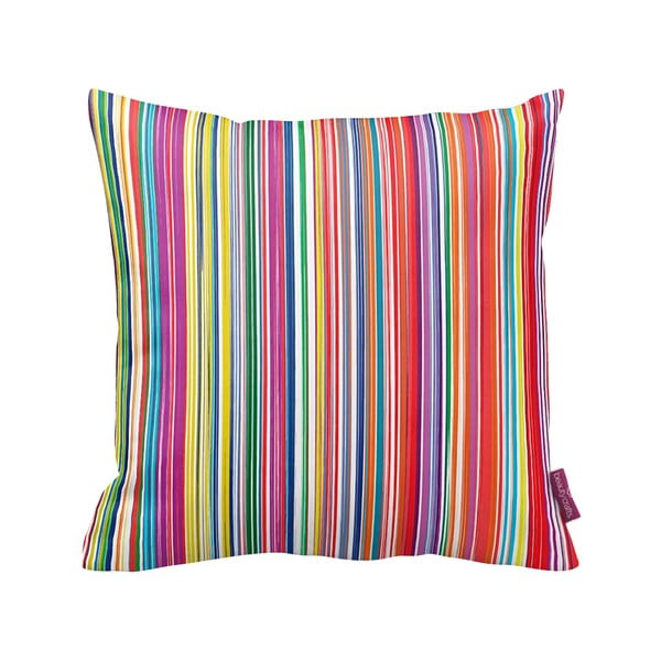 Vankúš Multi Stripes, 43x43 cm