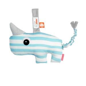 Modro-biela hračka na hranie Done by Deer Antee