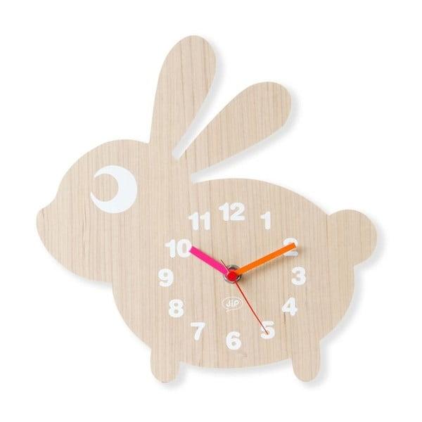 Nástenné hodiny Rabbit Wood