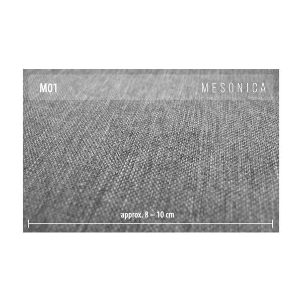 Penový matrac MESONICA Jaune, 190 × 140 cm