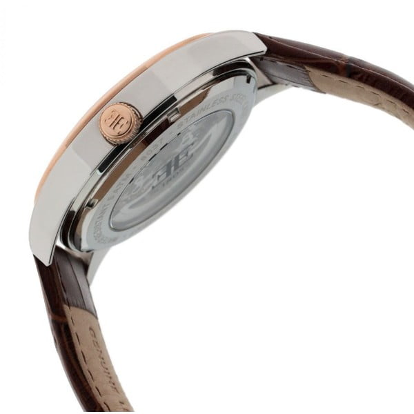 Pánske hodinky Thomas Earnshaw Brown Metallic