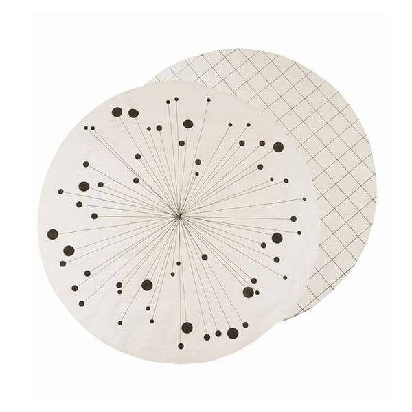 Koberček Dots Scandi, 100 cm