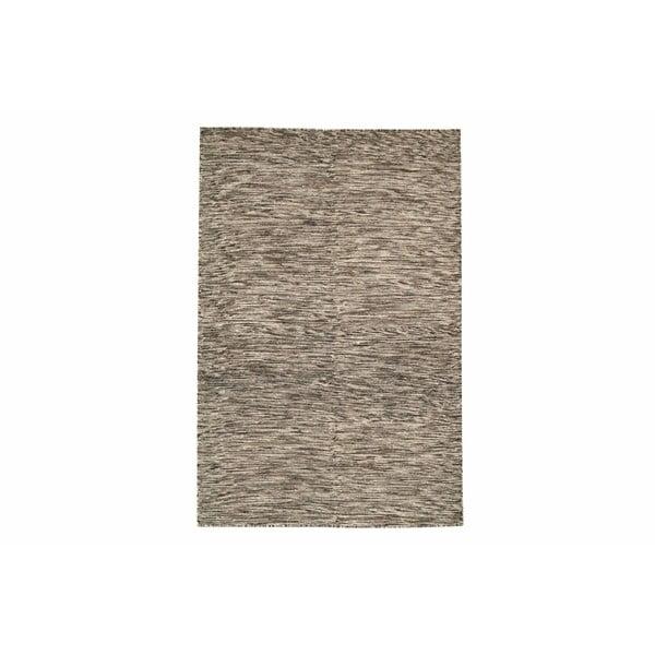 Ručne tkaný koberec Brown Signal Kilim, 160x230 cm