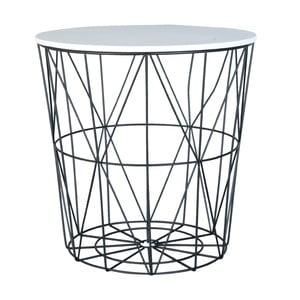 Odkladací stolík Clayre & Eef Basket,40cm
