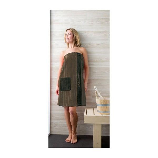 Dámsky sarong Brown, 80x136 cm
