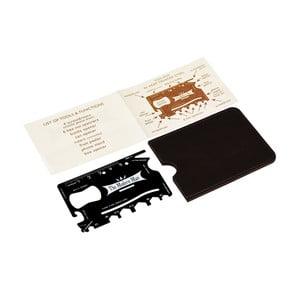 Multifunkčný nástroj vo veľkosti kreditnej karty Rex London Modern Man