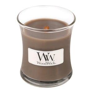 Vonná sviečka WoodWick Piesok a naplavené drevo, 85g, 20 hodín