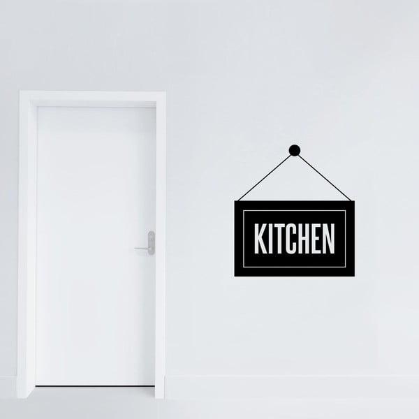 Samolepka na stenu Kitchen