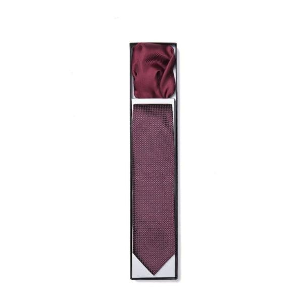 Set kravaty a vreckovky Ferruccio Laconi 5