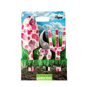 Sada zahradnického náradia Compose Pink