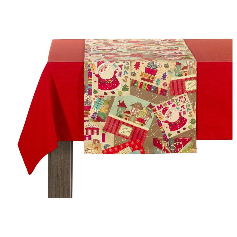 Vianočný behúň na stôl Apolena Comfort, 40 × 140 cm