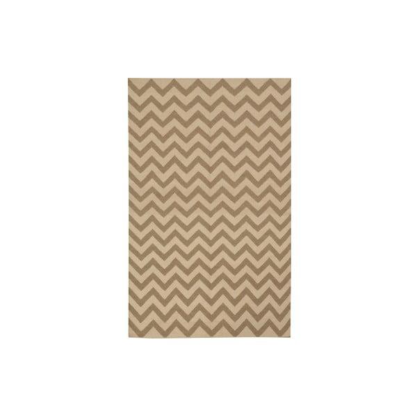 Vlnený koberec Kilim JP 10, 150x240 cm