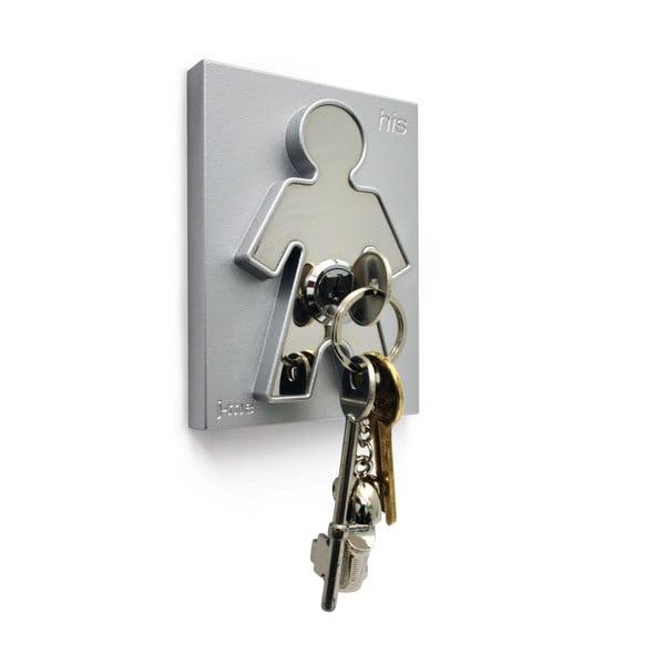 Vešiak na kľúče His