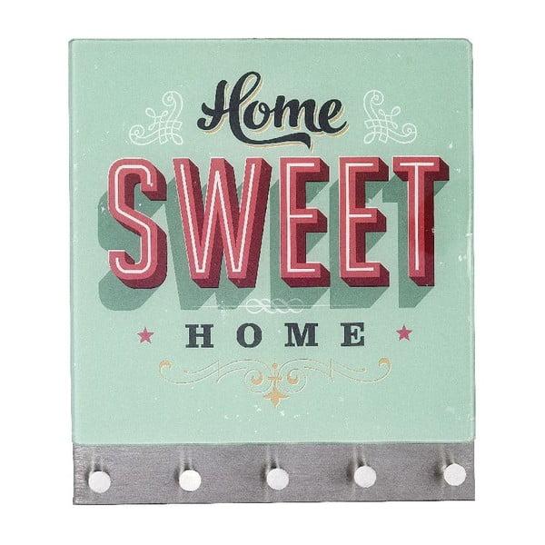 Magnetický vešiak na kabáty Wenko Home Sweet Home