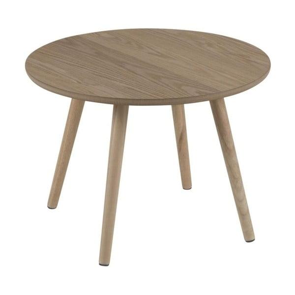 Okrúhly konferenčný stolík Actona Stafford, ø 50 cm