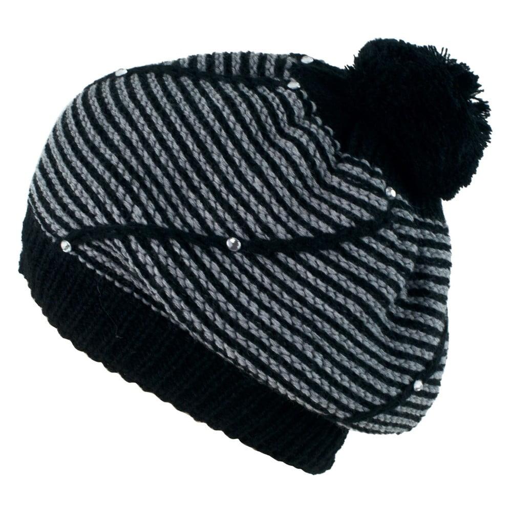 88a0747af Čierno-sivá dámska čiapka Art of Polo Basia   Bonami