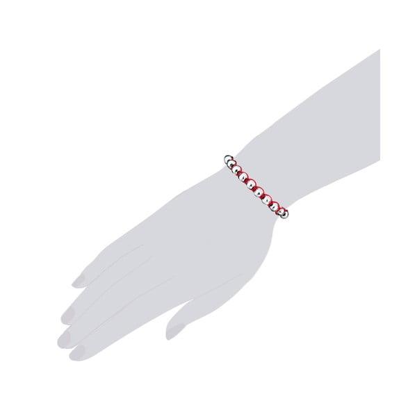 Náramok Selenne, červený