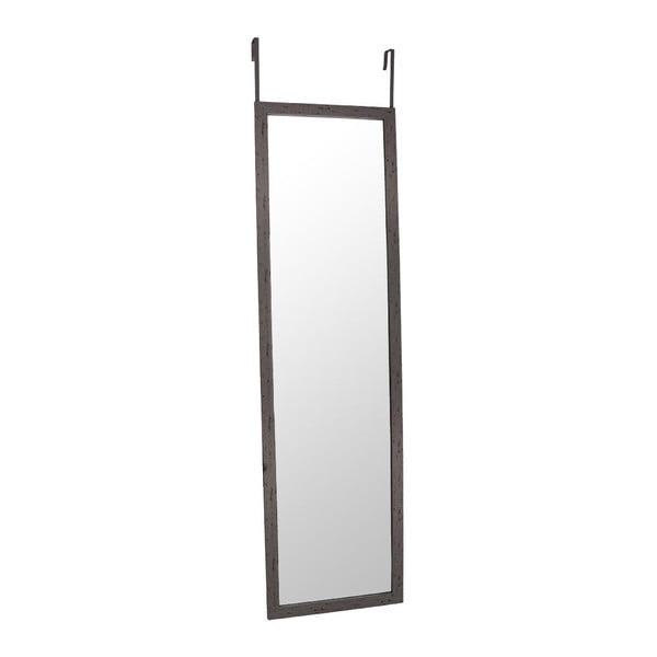 Závesné zrkadlo Romantic Dark Grey, 35x132 cm