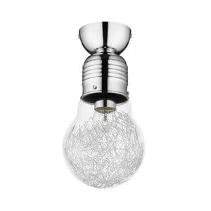 Stropné svietidlo Silver Bulb