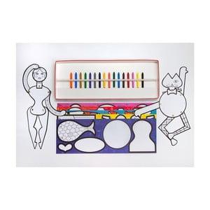 Kreatívny set Mon Petit Art Toy Eames