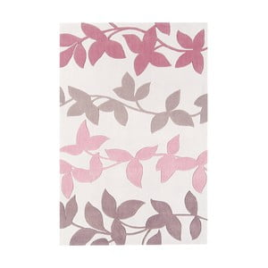 Koberec Asiatic Carpets Harlequin Vine Pink, 90x150 cm