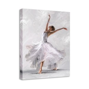 Obraz Styler Canvas Waterdance Dancer II, 60 × 80 cm