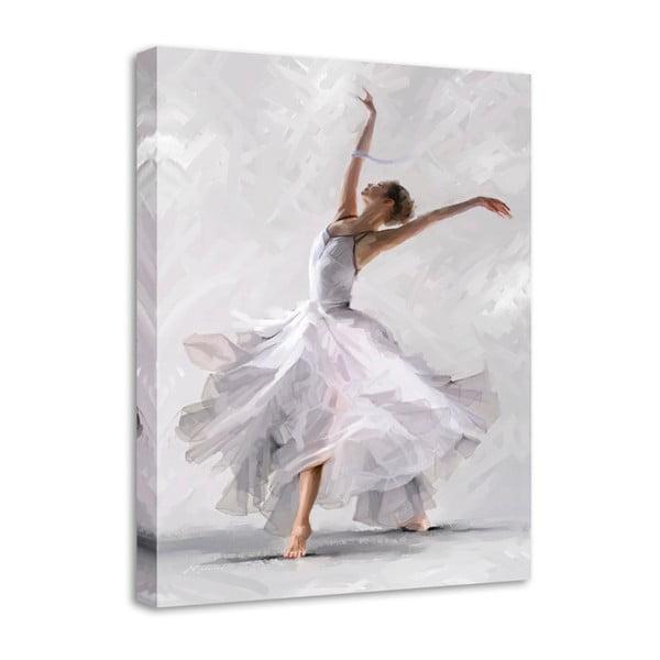 Obraz Styler Canvas Waterdance Dancer II, 60 × 80 cm