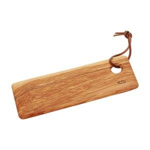 Doska na krájanie z dreva olivovníka Jean Dubost, 30×10 cm