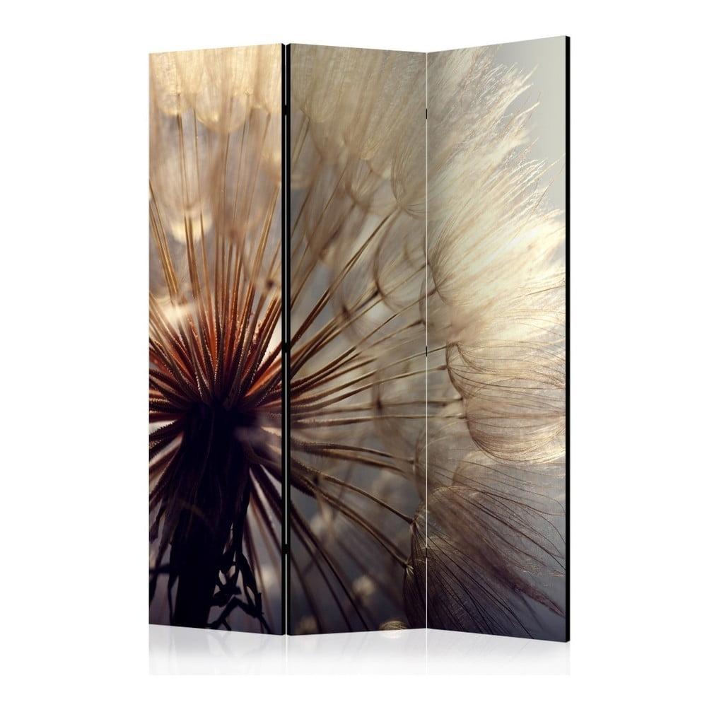 Paraván Artgeist Dandelion, 135 × 172 cm