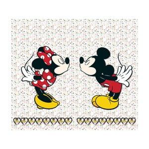 Fotozáves AG Design Mickey & Minnie, 160 x 180 cm