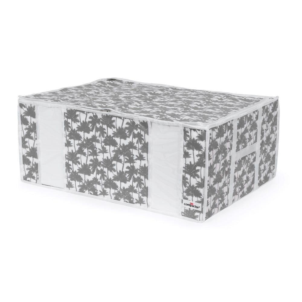 Vakuový úložný box na oblečenie Compactor Signature Tahiti 3D Vacuum Bag, 210 l